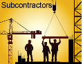 Conflicting laws on how to enforce Service Tax on sub-contractors